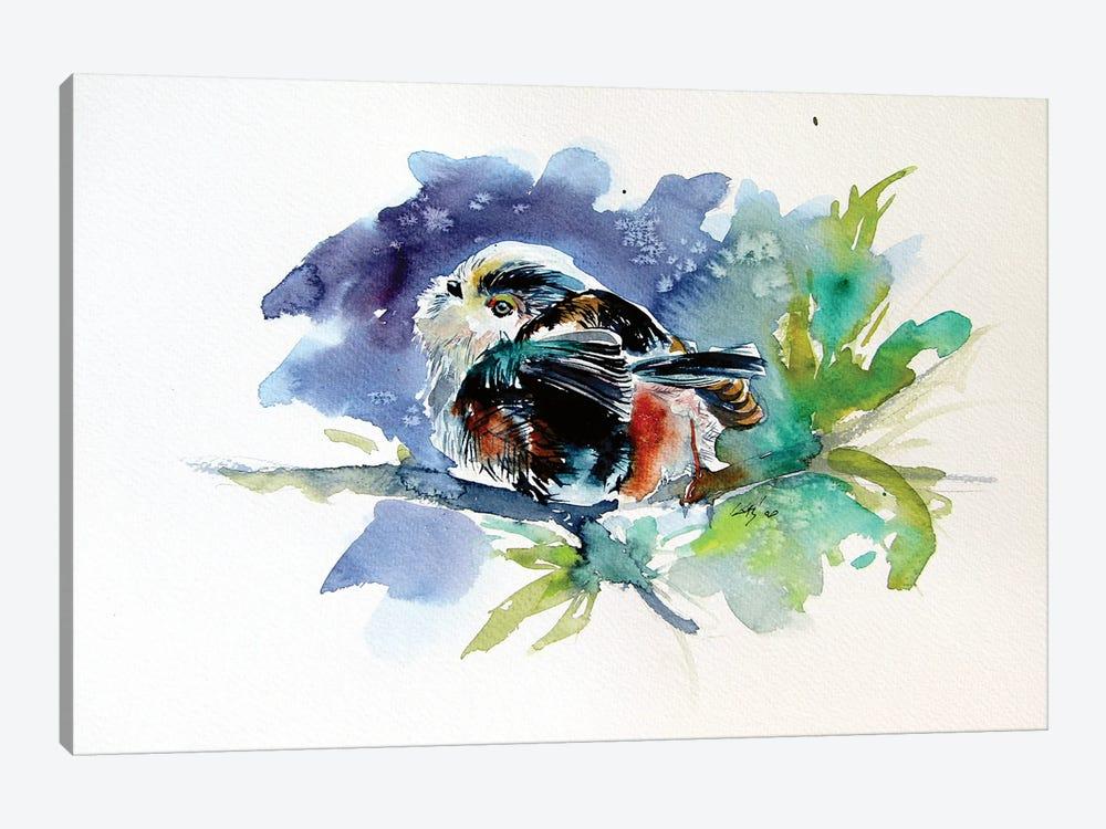Little Bird by Anna Brigitta Kovacs 1-piece Canvas Print