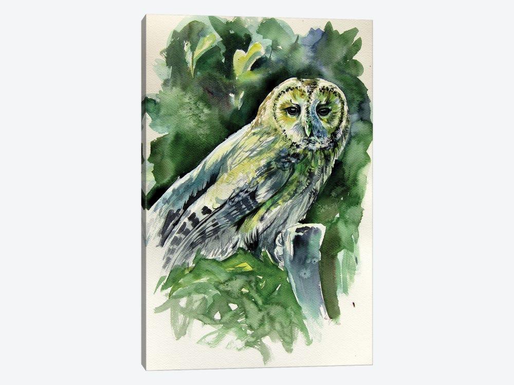 Majestic Owl by Anna Brigitta Kovacs 1-piece Art Print