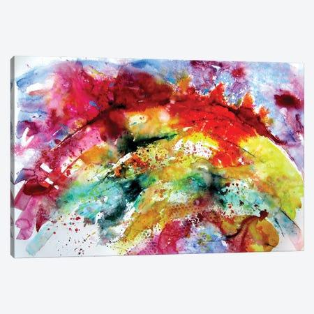 The Colours Of Autumn Canvas Print #AKV265} by Anna Brigitta Kovacs Canvas Art Print