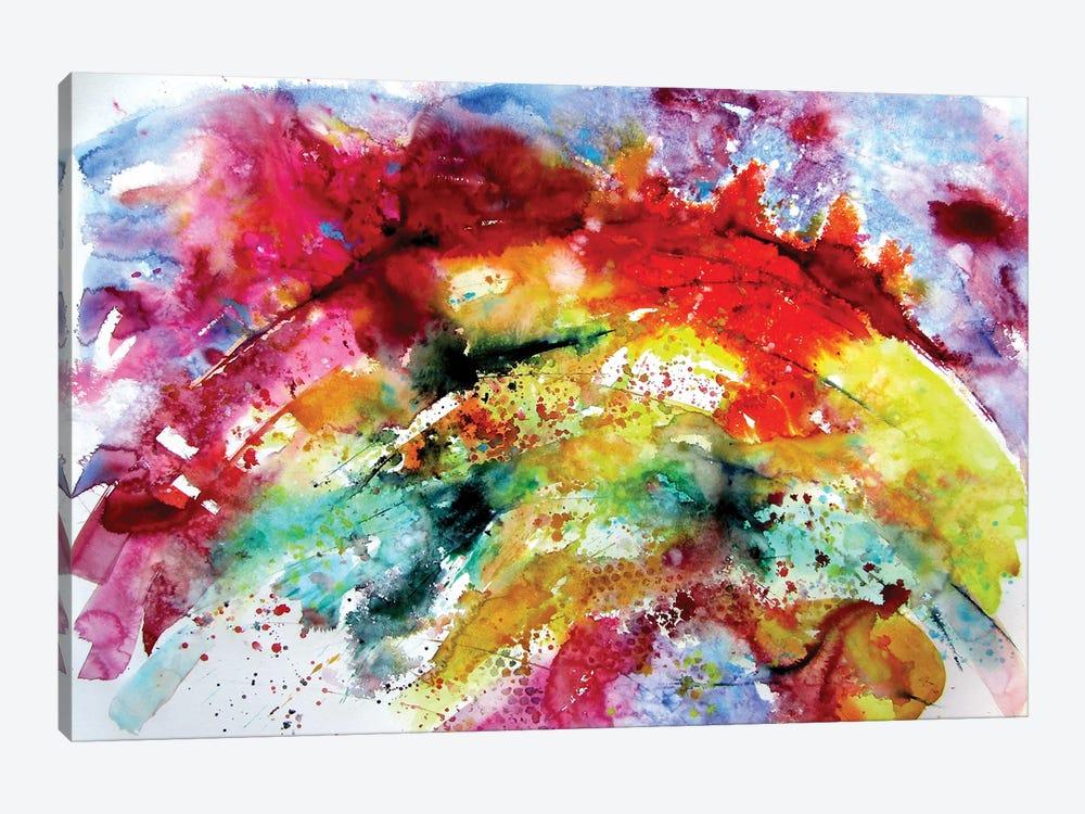 The Colours Of Autumn by Anna Brigitta Kovacs 1-piece Canvas Art
