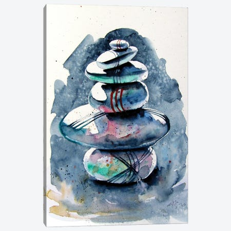 Balance II Canvas Print #AKV289} by Anna Brigitta Kovacs Canvas Artwork