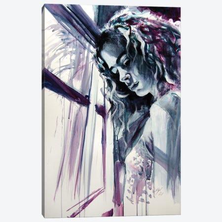 Expectation Canvas Print #AKV379} by Anna Brigitta Kovacs Canvas Art