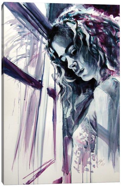 Expectation Canvas Art Print