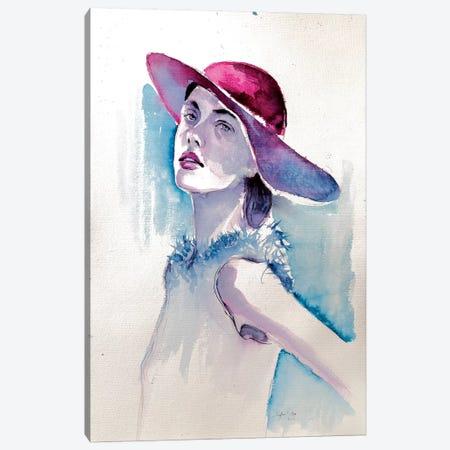 Memory Canvas Print #AKV54} by Anna Brigitta Kovacs Canvas Artwork