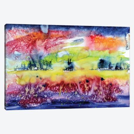 Beautiful Autumn Canvas Print #AKV5} by Anna Brigitta Kovacs Canvas Print
