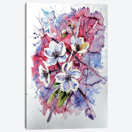 Spring Canvas Print #AKV80} by Anna Brigitta Kovacs Canvas Wall Art