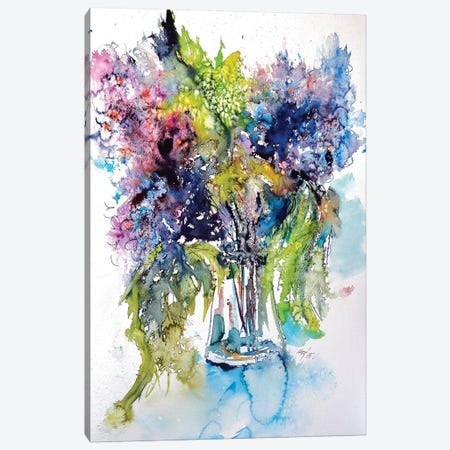 Still Life Canvas Print #AKV81} by Anna Brigitta Kovacs Canvas Wall Art