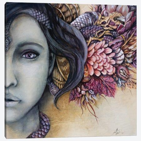Verona Canvas Print #AKW22} by AK Westerman Canvas Print