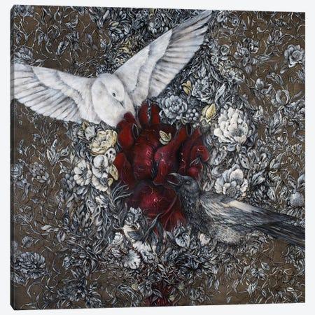 Lael Canvas Print #AKW8} by AK Westerman Art Print