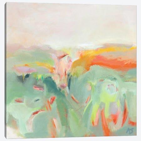 Confetti Fields Canvas Print #ALC1} by Alice Sheridan Canvas Art Print