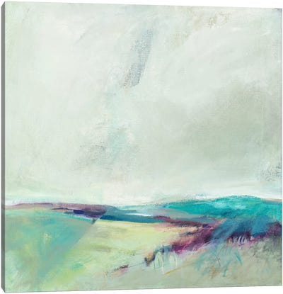 Crossing Spaces Canvas Art Print