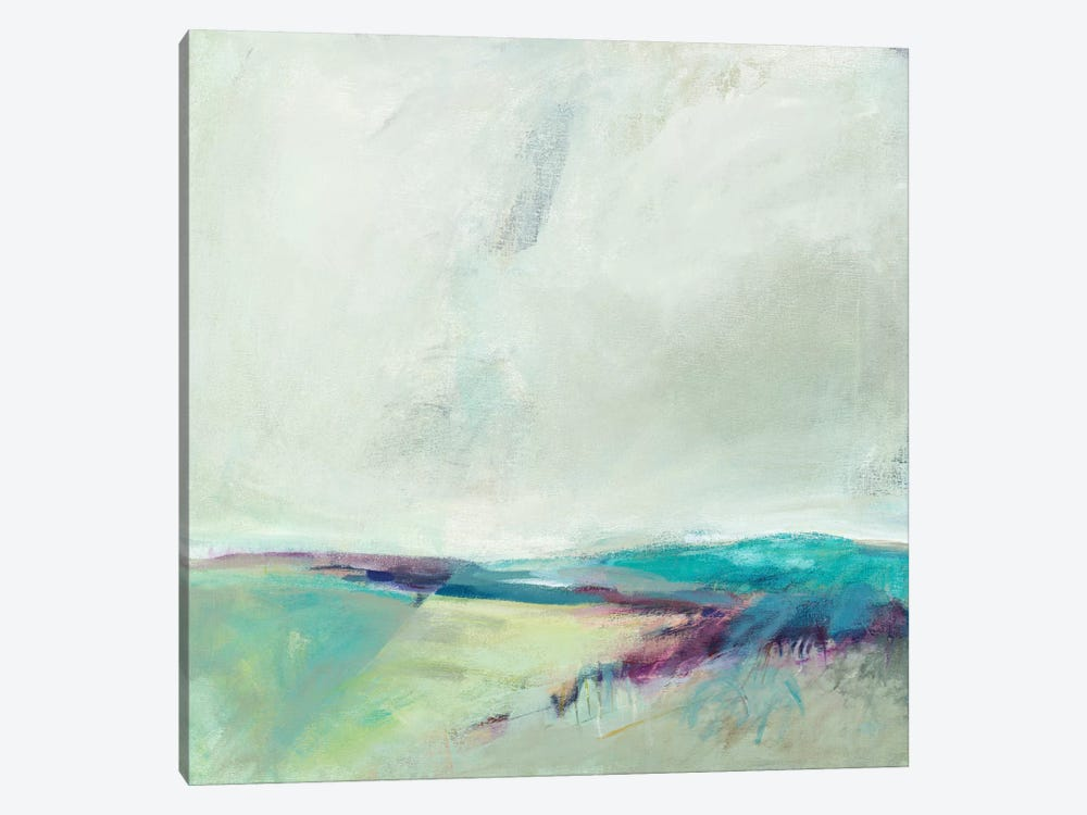 Crossing Spaces by Alice Sheridan 1-piece Canvas Art