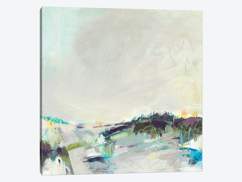 Stepping Out by Alice Sheridan 1-piece Canvas Art