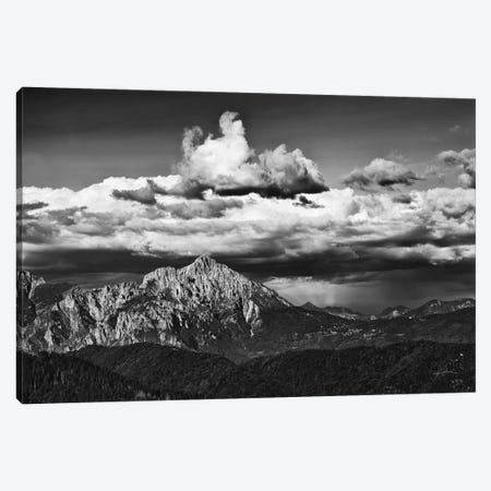 View of the Peaks Canvas Print #ALD115} by Aledanda Canvas Art Print