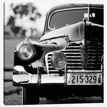 Classic Car I 3-Piece Canvas #ALD29} by Aledanda Canvas Art Print