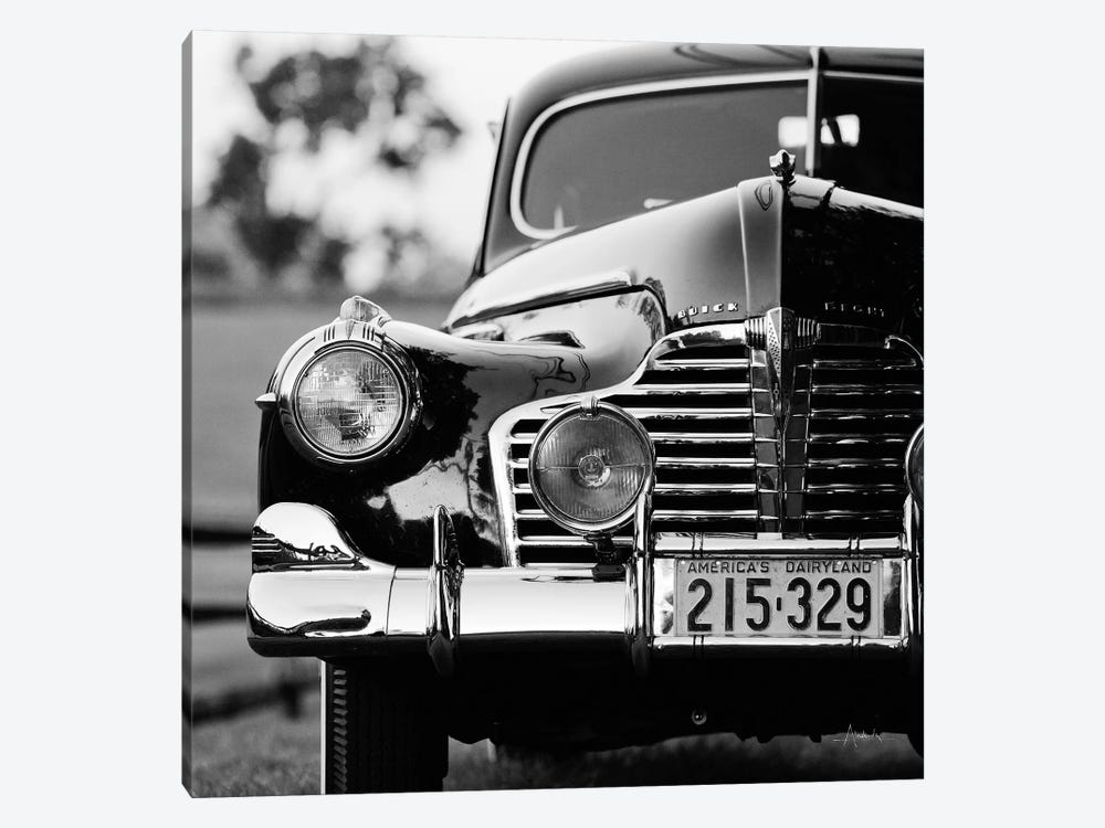Classic Car I by Aledanda 1-piece Art Print