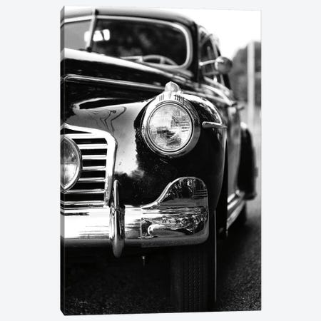 Classic Car II Crop Canvas Print #ALD30} by Aledanda Canvas Art