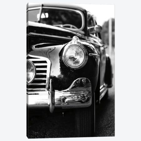 Classic Car II Crop Canvas Print #ALD30} by Aledanda Canvas Art