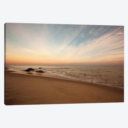 Marthas Vineyard Beach II Canvas Print #ALD32} by Aledanda Canvas Artwork