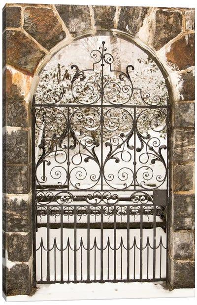 Winterthur Gate Canvas Art Print