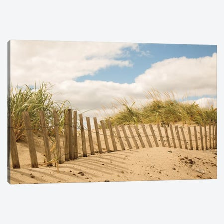 Beach Dunes I Canvas Print #ALD44} by Aledanda Canvas Artwork