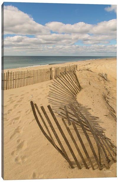 Beach Dunes II Canvas Art Print