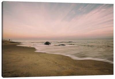Beach Rays Canvas Art Print