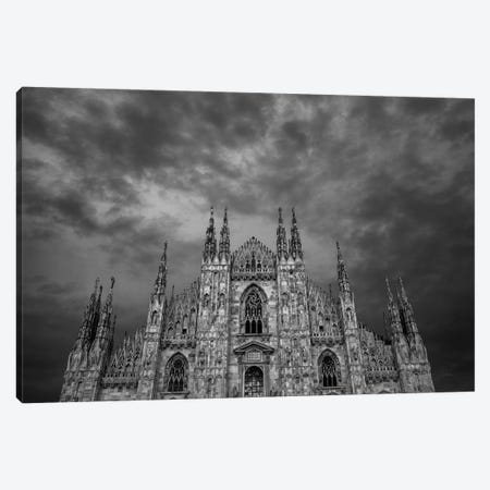 Duomo di Milano Canvas Print #ALD50} by Aledanda Canvas Art