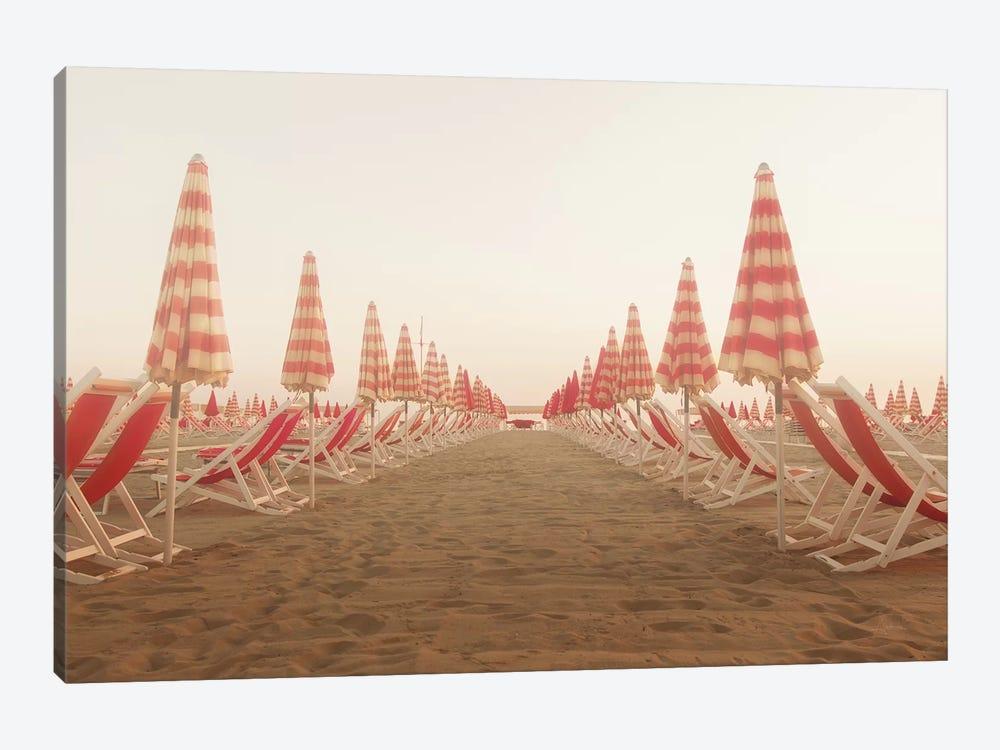 At the Beach I by Aledanda 1-piece Canvas Artwork