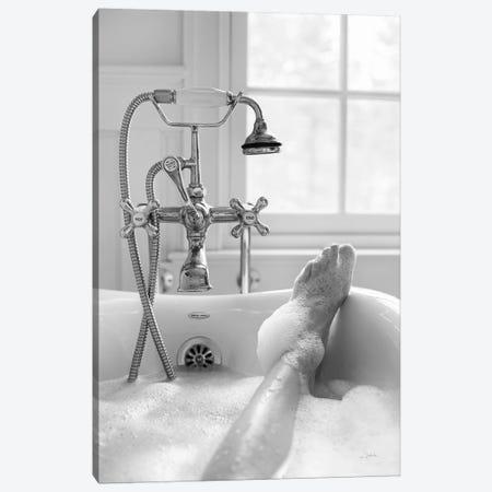 Bubble Bath II Canvas Print #ALD75} by Aledanda Canvas Print