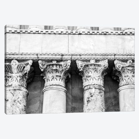 The Pillars 3-Piece Canvas #ALD82} by Aledanda Canvas Print