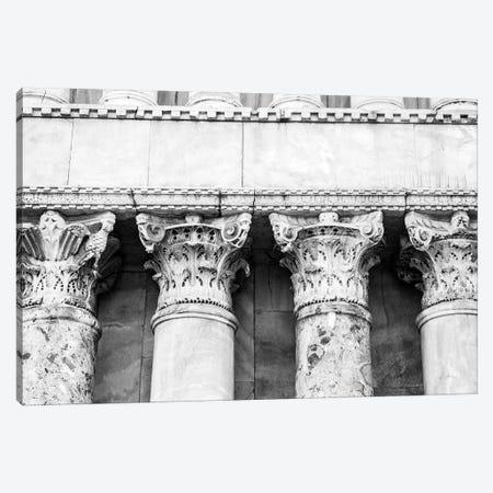 The Pillars Canvas Print #ALD82} by Aledanda Canvas Print