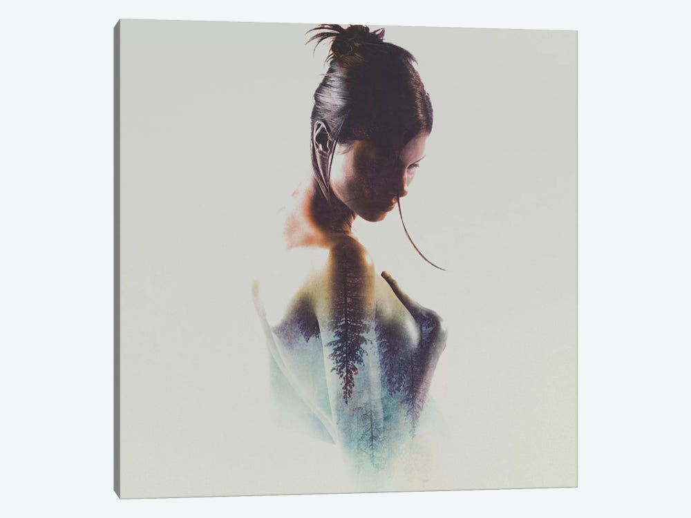 Hanne by Andreas Lie 1-piece Canvas Print