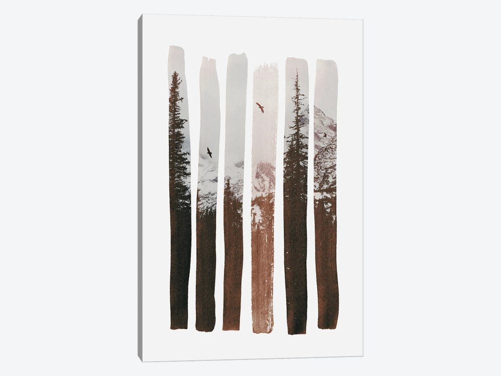 Into The Wild by Andreas Lie 1-piece Art Print