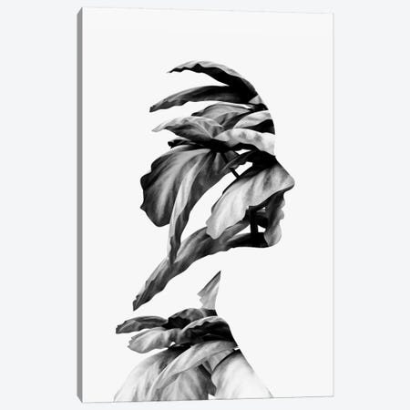 Flourish Canvas Print #ALE206} by Andreas Lie Canvas Art