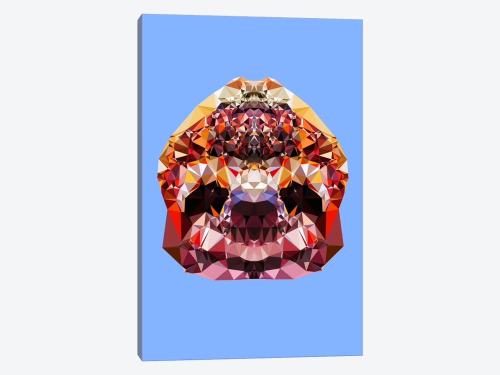 Sloth by Andreas Lie 1-piece Canvas Art