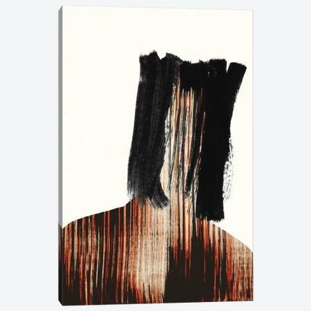 Faceless 3-Piece Canvas #ALE22} by Andreas Lie Canvas Wall Art