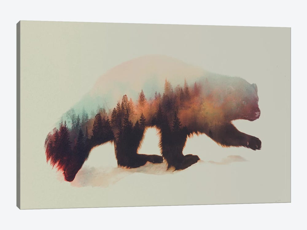 Wolverine I by Andreas Lie 1-piece Art Print