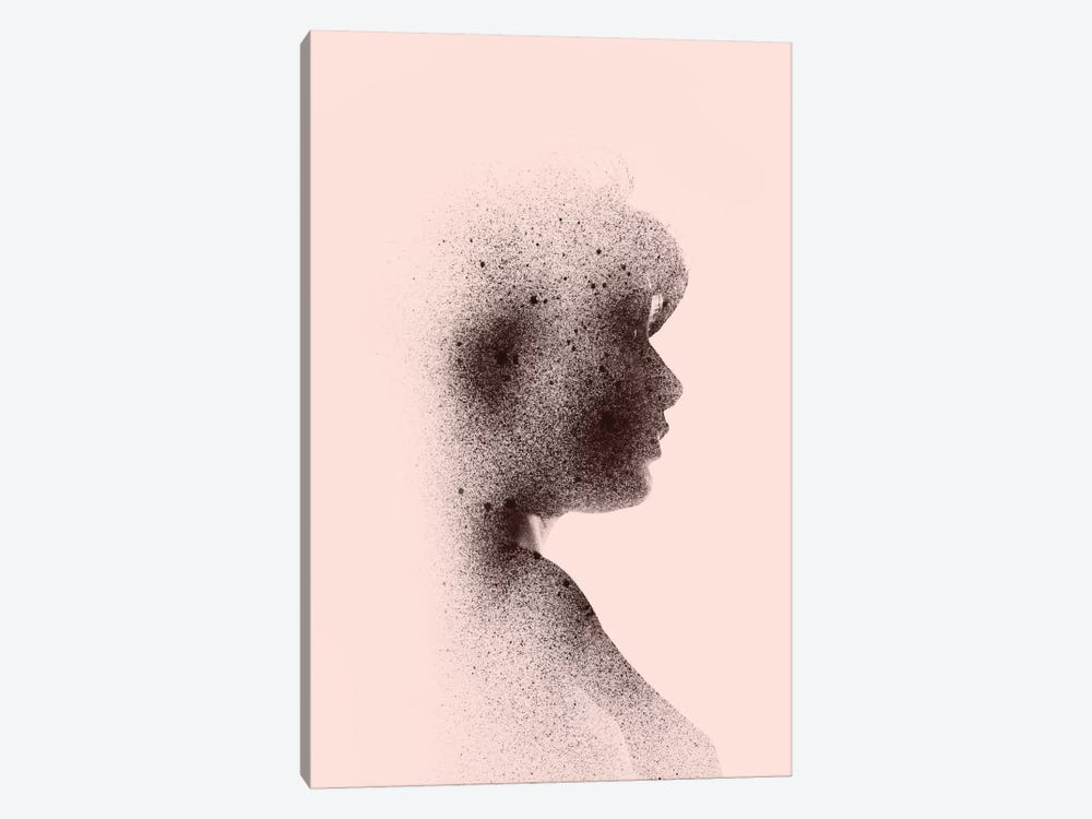Fading by Andreas Lie 1-piece Canvas Print