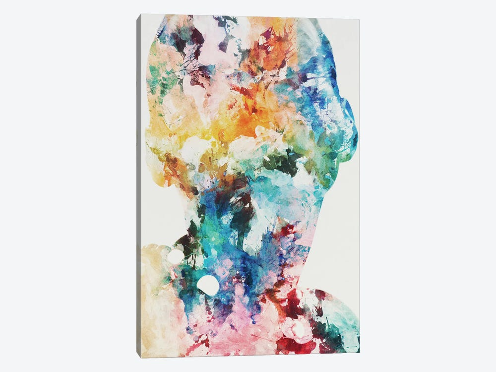 Universe Inside I by Andreas Lie 1-piece Canvas Wall Art