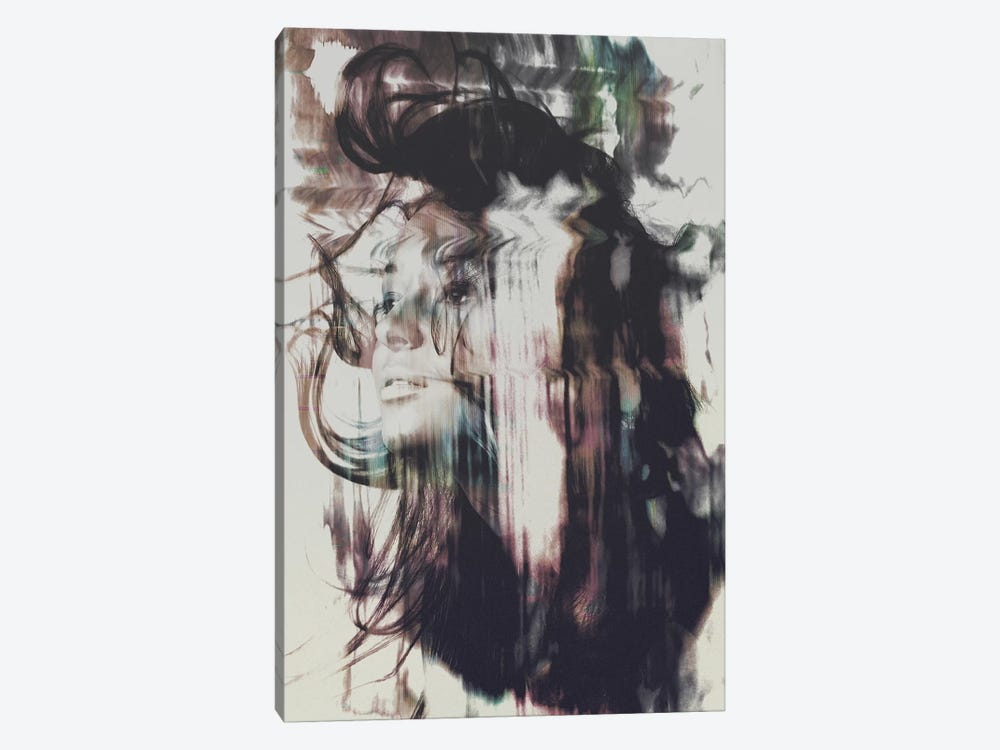 Anemone by Andreas Lie 1-piece Canvas Art Print