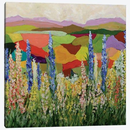 Sugar Plums 3-Piece Canvas #ALF14} by Allan Friedlander Canvas Art Print