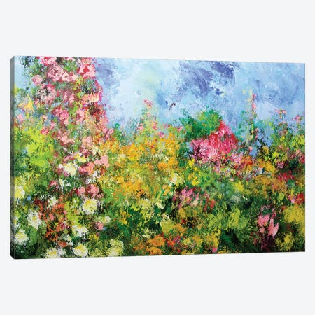 Wild Sweetness Canvas Print #ALF16} by Allan Friedlander Canvas Print