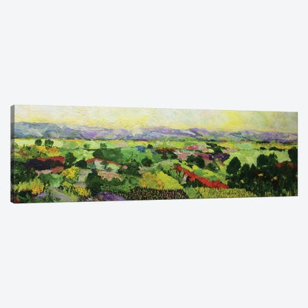 Dawn's Early Light Canvas Print #ALF26} by Allan Friedlander Canvas Art