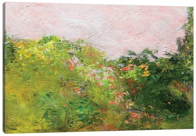 Swindon Canvas Art Print