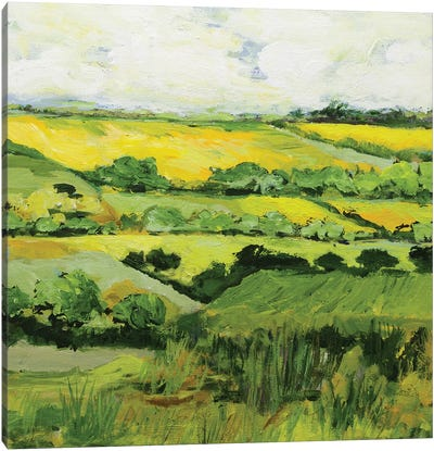 Woolton Canvas Art Print