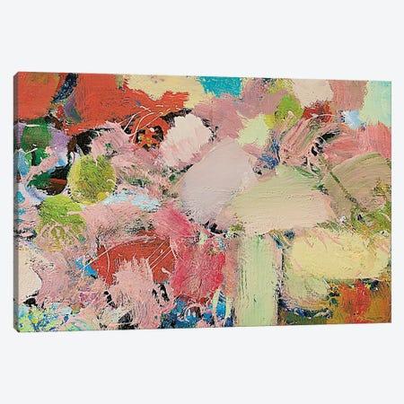 Azaleas Canvas Print #ALF59} by Allan Friedlander Canvas Art