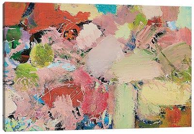Azaleas Canvas Art Print