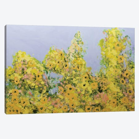 Clinging Vines 3-Piece Canvas #ALF60} by Allan Friedlander Canvas Art Print