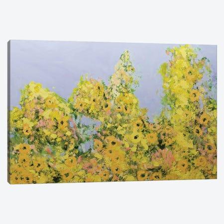 Clinging Vines Canvas Print #ALF60} by Allan Friedlander Canvas Art Print